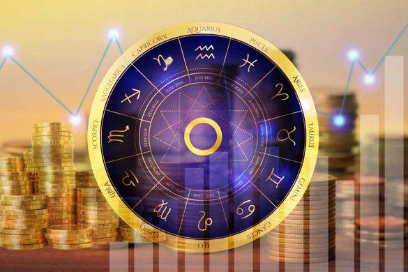 horoscop bani martie 2021 585x390 - Horoscopul Banilor pentru Luna Martie 2021 - Zodiile se bucură de prosperitate!