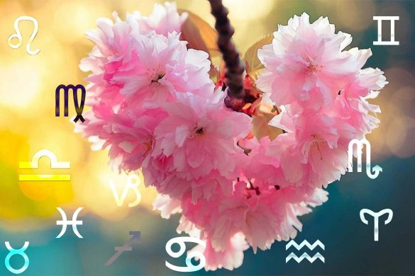 horoscop martie 3 585x390 - Horoscop Dragoste Martie 2021 - Să lăsăm magia Universului să ne aline destinele!