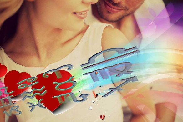 astrologie dragoste zodii 585x390 - ASTROLOGIE: Ce ne învață fiecare semn zodiacal despre dragoste!