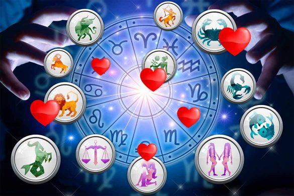 compatibilitate zodii 585x390 - ASTROLOGIE: Cuplurile zodiacale cu compatibilitate maximă!