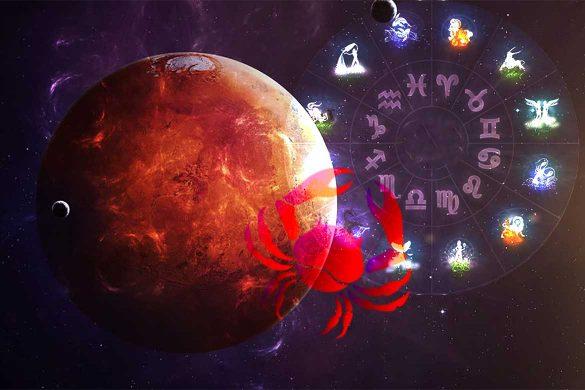 marte rac aprilie iunie horoscop 585x390 - HOROSCOP SPECIAL: Marte în Zodia Rac - Cel mai puternic tranzit al acestei perioade!