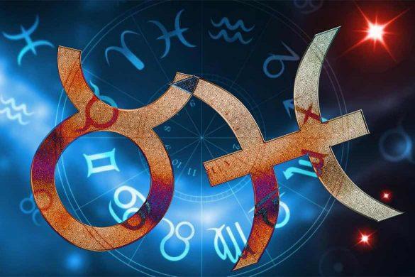 taur pesti aprilie 585x390 - ASTROLOGIE: Vești bune pentru zodiile TAUR și PEȘTI - Noroc de bani și rezultate remarcabile!