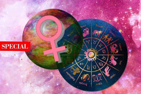 venus taur implinire sufleteasca horoscop 585x390 - HOROSCOP SPECIAL: Venus în Taur ne aduce împlinirea sufletească de care avem nevoie!