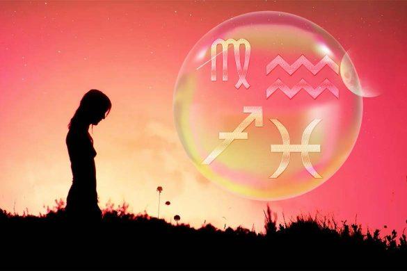 zodii celibatare 585x390 - ASTROLOGIE: Fecioară, Săgetător, Vărsător și Pești-Zodiile care prosperă atunci când sunt singure!
