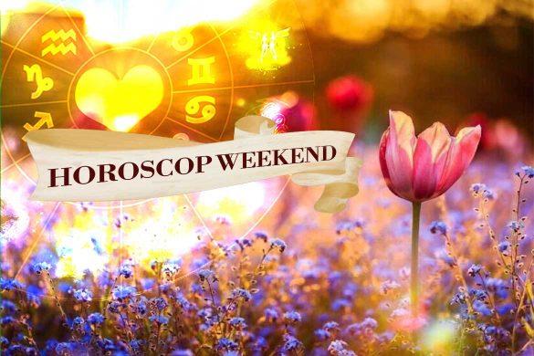 horoscop weekend 7 mai 2021 585x390 - Horoscopul de Weekend 7-9 Mai 2021 - Să avem grijă de binele nostru!