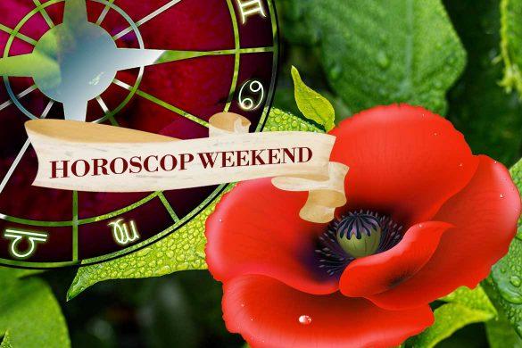 horoscop weekend 11 13 iunie 2021 585x390 - Horoscopul de Weekend 11-13 Iunie 2021 - Zile cu bunăstare!
