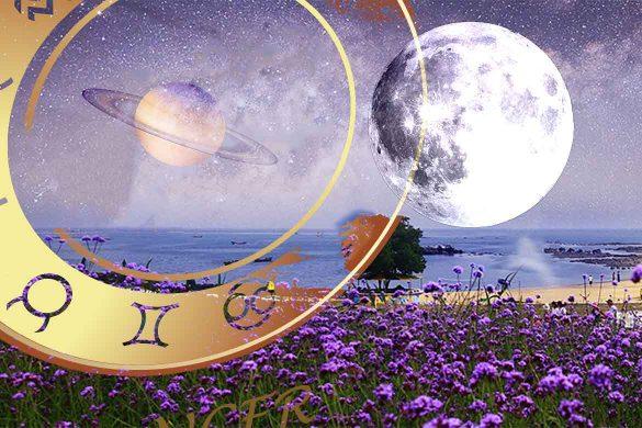luna noua rac zodii 585x390 - ASTROLOGIE:  Luna Noua din Iulie va schima miraculos destinul pentru 4 ZODII