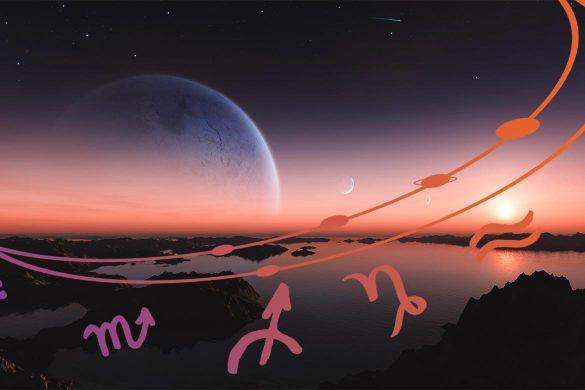 astrologie luna noua septembrie fecioara 585x390 - ASTROLOGIE: Luna Nouă  din 6 SEPTEMBRIE 2021 ne aduce un viitor luminos și schimbări pozitive!
