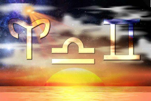 astrologie zodii norocoase jumatate octombrie 585x390 - ASTROLOGIE: BERBEC, GEMENI și BALANȚĂ, CELE 3 ZODII NOROCOASE ÎN A DOUA JUMĂTATE A LUNII OCTOMBRIE