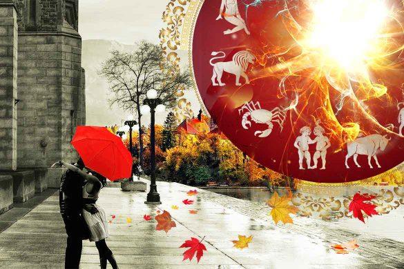 octombrie horoscop dragoste 2021 585x390 - Horoscop Dragoste pentru Luna Octombrie 2021 - Primim lecția destinului!