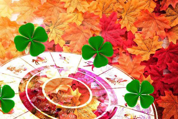 octombrie luna binecuvantata 585x390 - OCTOMBRIE: O lună binecuvântată pentru zodiile GEMENI, BALANȚĂ, SĂGETĂTOR și CAPRICORN!